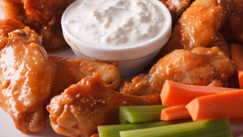 Mistakes everyone makes when making Buffalo wings